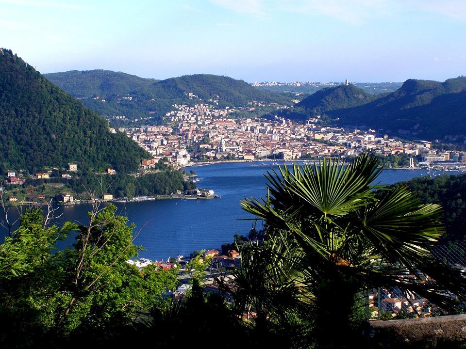 2 Weeks Italy France itinerary - lake como