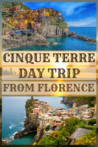 Cinque Terre day trip from Florence, Italy #cinque terre #italy #day trip #florence