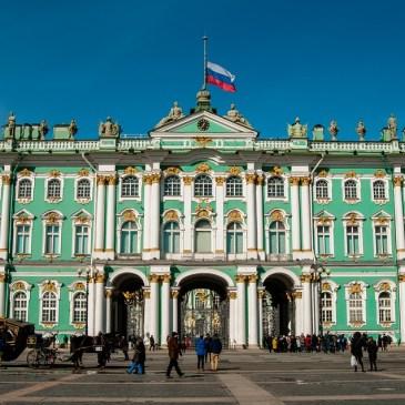 Helsinki to St Petersburg cruise guide