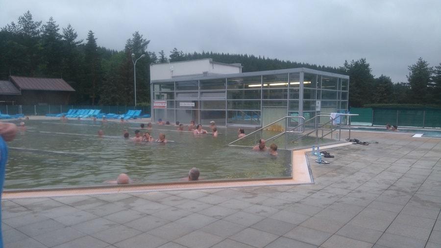 Northern Slovakia Road Trip - thermal park vrbov
