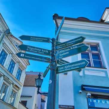 One Day in Tallinn Estonia Guide