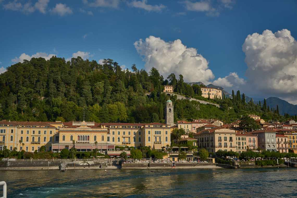 Lake Como One day cruise