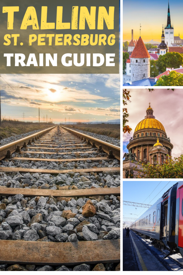 tallinn st. petersburg train guide