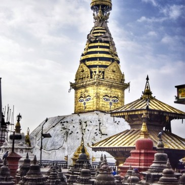 Two days in Kathmandu – Swayambhunath, Pashupatinath, Boudhanath and Patan