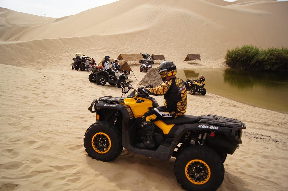 Hurghada quad safari