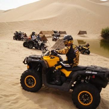 Hurghada quad safari in the desert
