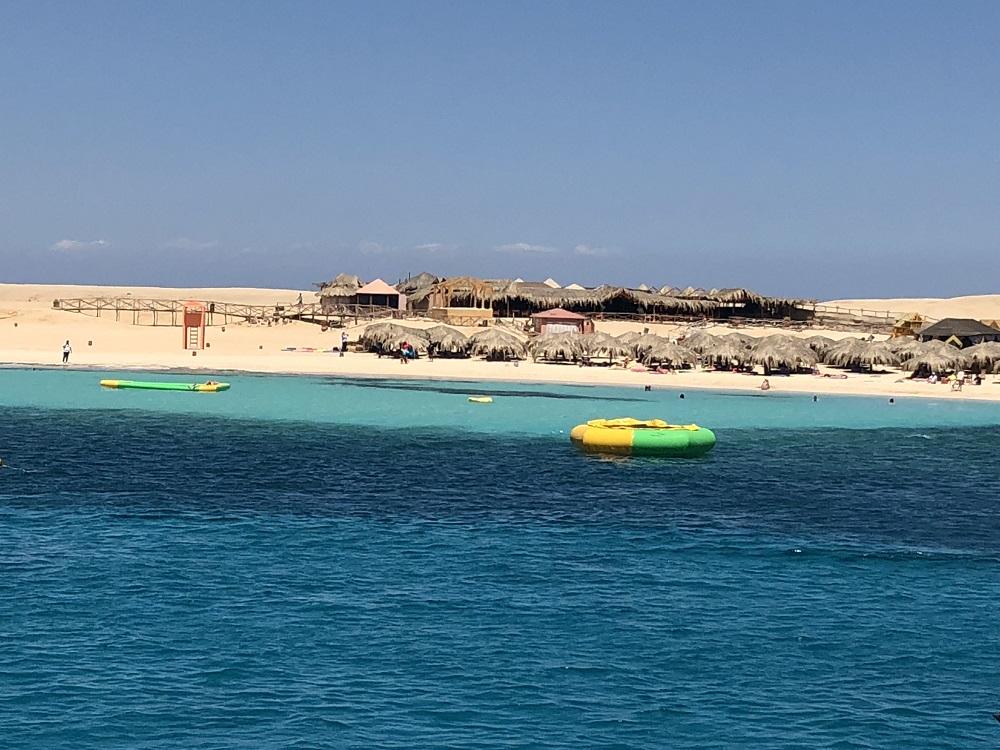 Hurghada snorkeling tour - Giftun island