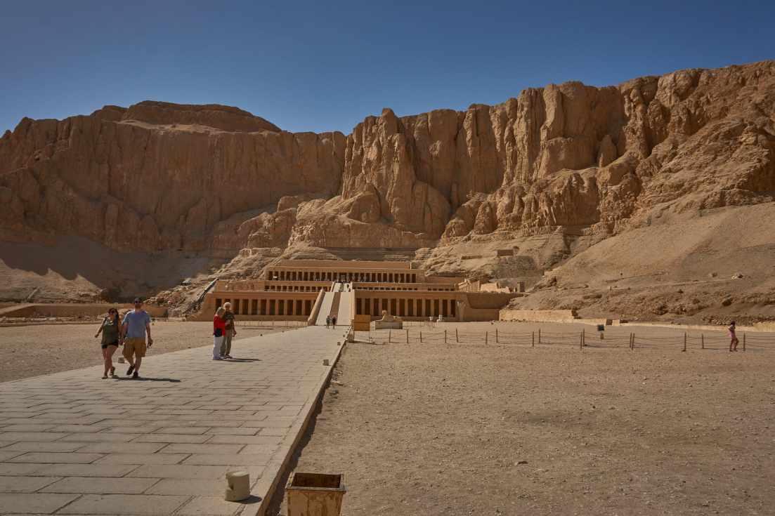 Hurghada to Luxor day trip - Hatshepsut