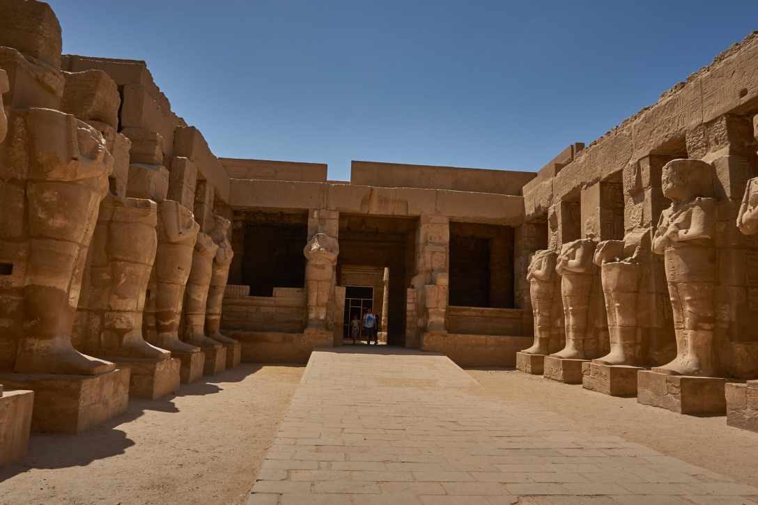 Hurghada to Luxor day trip - Karnak 4