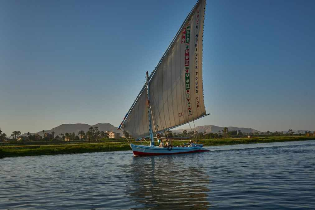 Hurghada to Luxor day trip Nile cruise