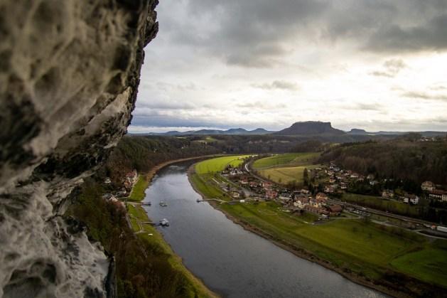 Saxon Switzerland National Park bastei-2