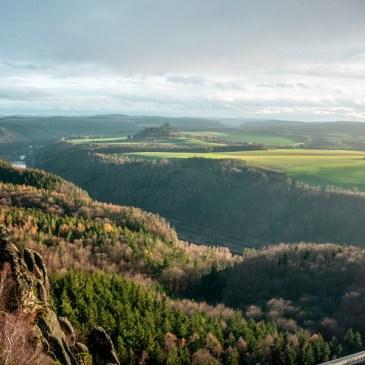 Bucket List Destination: Saxon Switzerland National Park, Germany