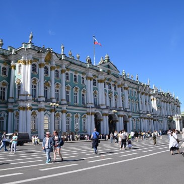 How to buy online tickets to Hermitage in Saint Petersburg, Russia