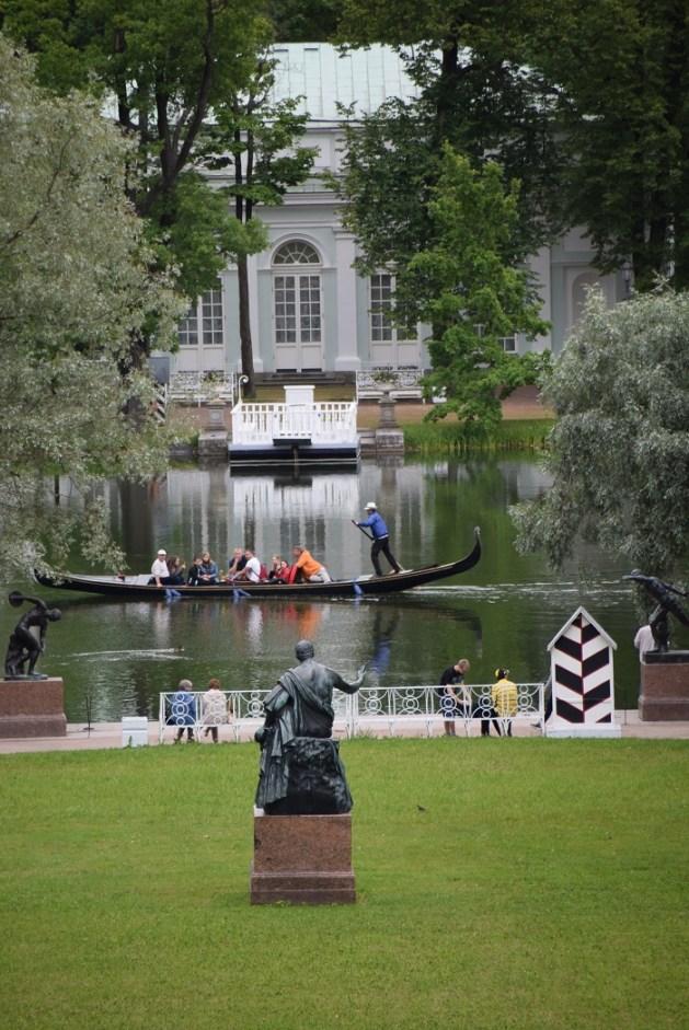 Pushkin day trip from Saint Peterburg