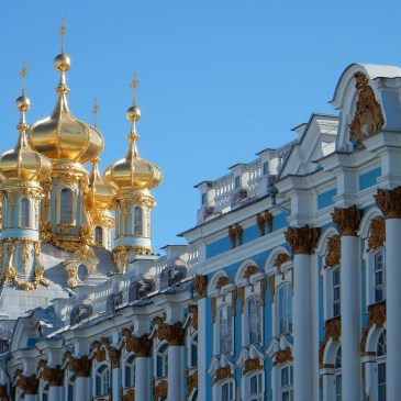 Pushkin day trip from Saint Petersburg without guide