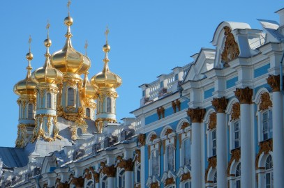 Pushkin day trip from Saint Petersburg