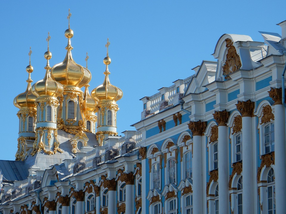 Pushkin day trip from Saint Petersburg
