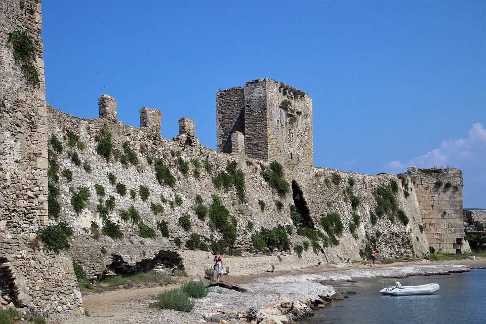 methoni Greece 10 days itinerary