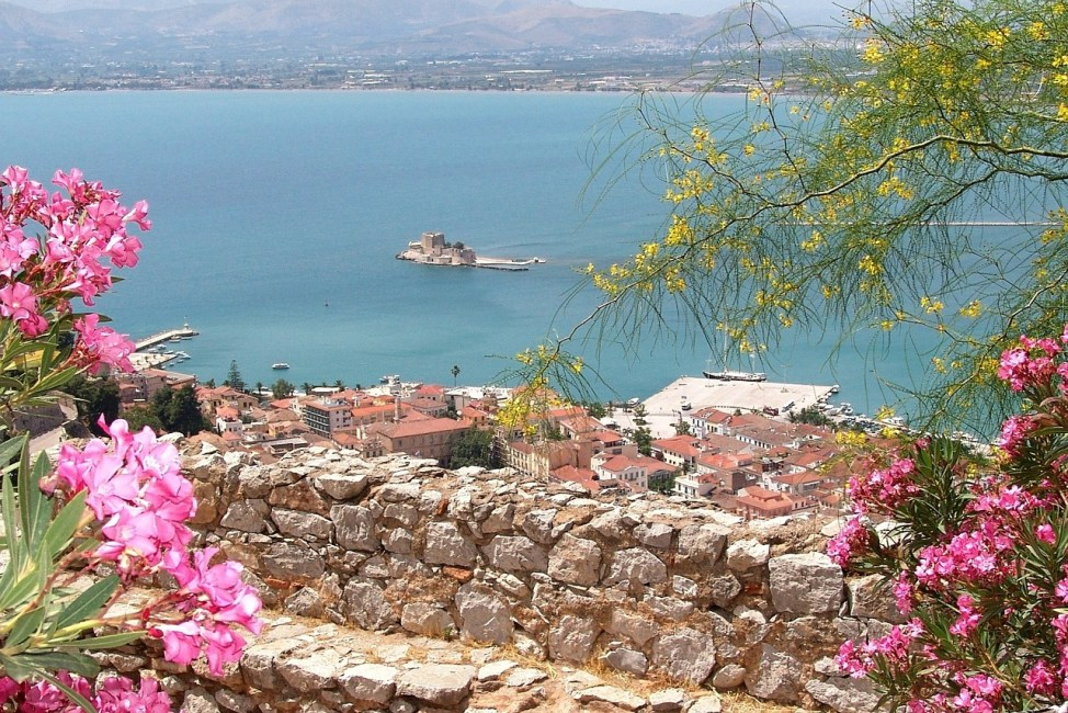 Greece 10 days itinerary - nafplio