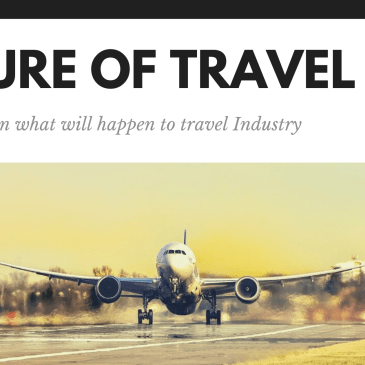5 thoughts on the future of Travel