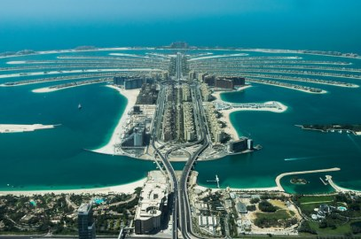 One Week in Dubai Itinerary Palm Jumeirah