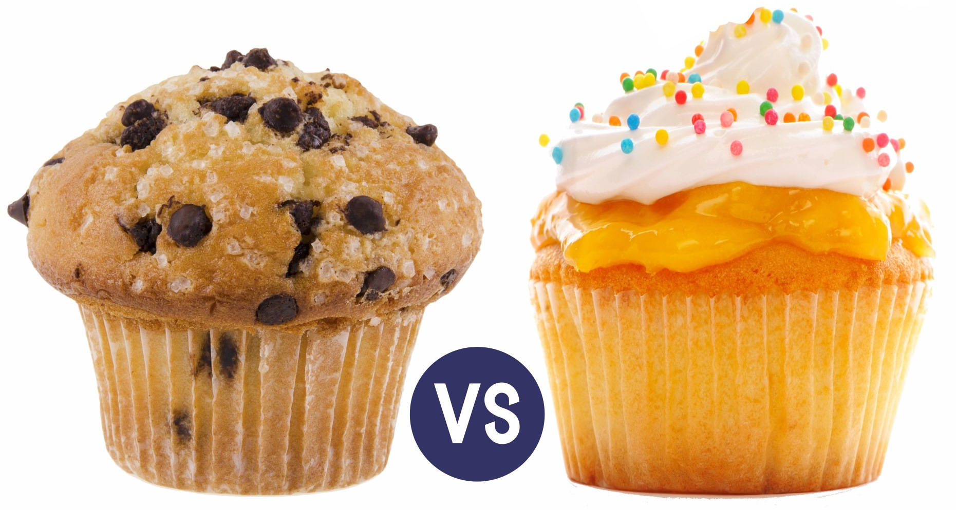 TS: On Muffins And Cupcakes