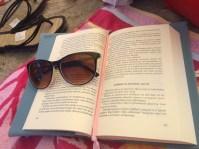 Черешката на тортата. Лято, море, релакс, яко книжле... да продължавам ли? ;)