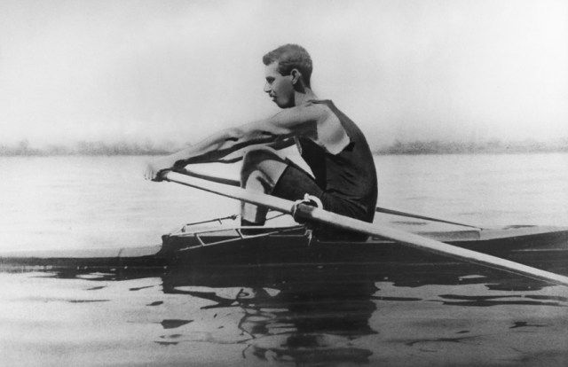 """Ed"" Durnan, Great Sculler"