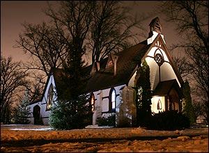 Island church gets a new lease on life