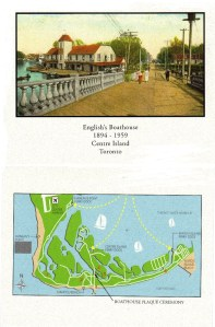 Invite to English's Boathouse Historical Plaque, July 16, 2016
