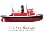 Ned Hanlan tug boat