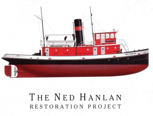 The Ned Hanlan Restoration Project