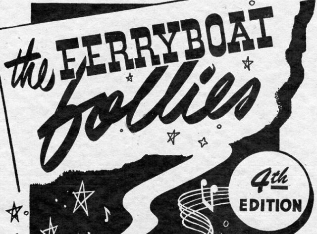 The Ferryboat Follies, CIA, 1951