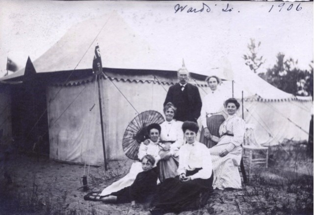 The Last Tent Dwellers on Toronto Islands