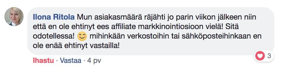 palaute_BA_Ilona