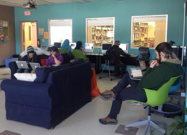 Innovative Science Classroom Design ~ Hack your classroom flexible physical learning