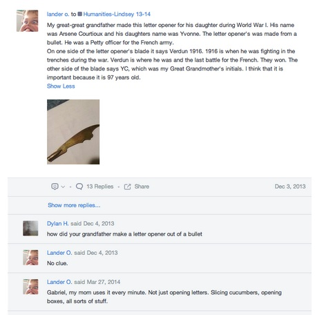 using edmodo as an LMS for reading