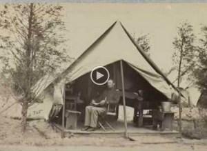 making Civil War videos like Ken Burns