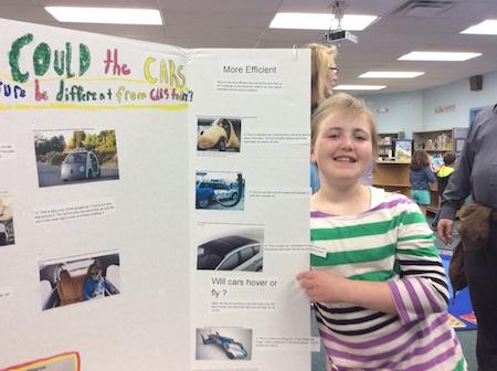 celebrating learning at Richmond Elementary School