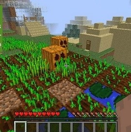 M is for Minecraft