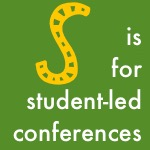 steps to a student-led conference