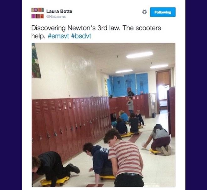 Laura Botte flexible classrooms