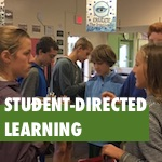 student-directed learning at The Dorset School