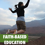 why faith-based education