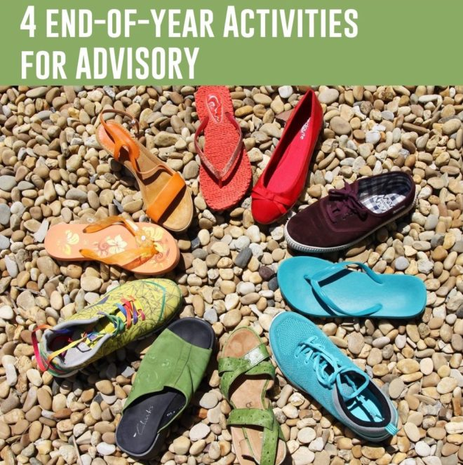 end-of-year activities for advisory