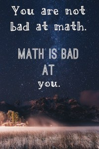 ways to make math more relevant