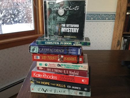 Tarrant Institute Holiday Reads 2017