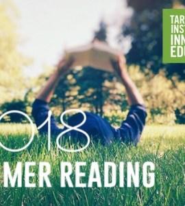 Tarrant Institute summer reading 2018