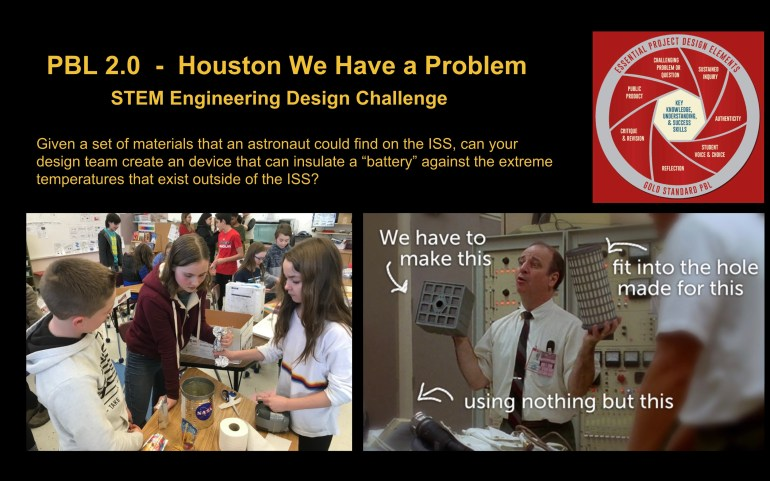 Charlotte Central School project-based learning