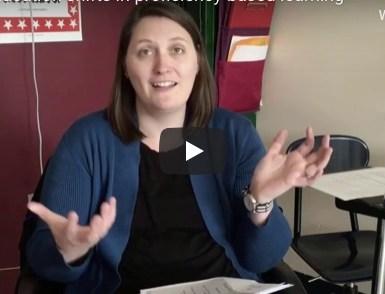 Angela Spencer special educator